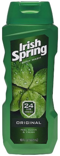 Irish Spring Body Wash, Original, 18 Fluid Ounce
