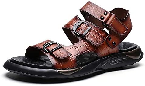 HXSD Men's shoes, sandals outdoor
