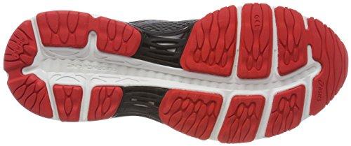 De Asics Gel noir Rouge Ardent Homme Chaussures Carbone Noires 19 cumulus 9097 Course dtwWSEqg
