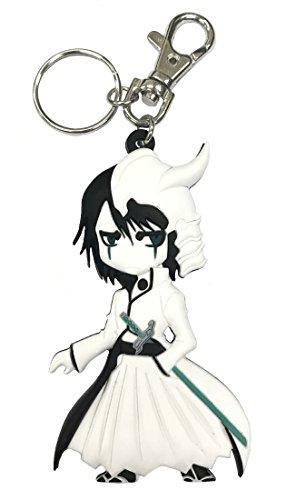 Bleach Ulquiorra PVC Keychain (Bleach Chibi Keychain)