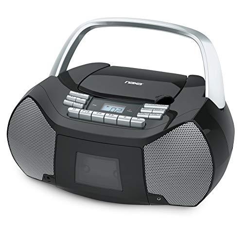 NPB-268 Portable CD/Cassette Boom Box