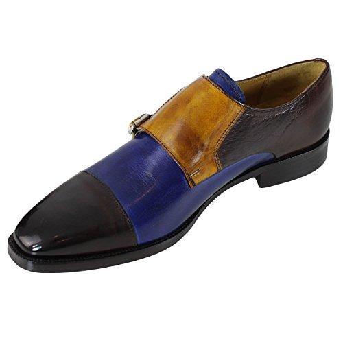 Melvin & Hamilton - Zapatos en cuir Melvin & Hamilton Jeff 22 Bleu