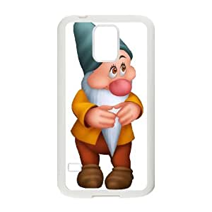 Disney Snow White And The Seven Dwarfs Character Grumpy Samsung Galaxy S5 Cell Phone Case White persent xxy002_6886772