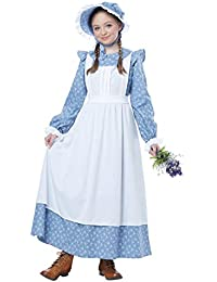 Pioneer Girl Child Costume, Medium