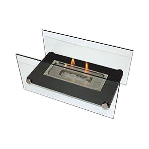 PURLINE ONIROS Biocamino da tavolo Biocamino portatile a bioetanolo Caminetto portatile per interni ed esterni con… 11 spesavip