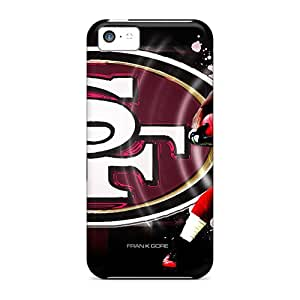 StaceyBudden Premium Protective Hard Cases For Iphone 5c- Nice Design - San Francisco 49ers