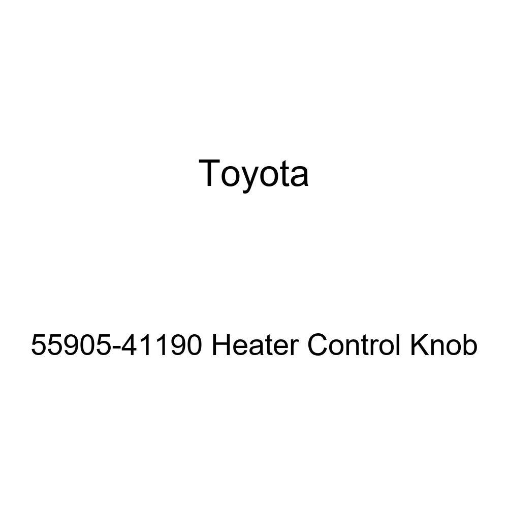 Toyota 55905-41190 Heater Control Knob