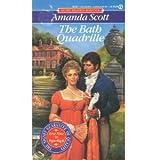 The Bath Quadrille, Amanda Scott, 0451168755