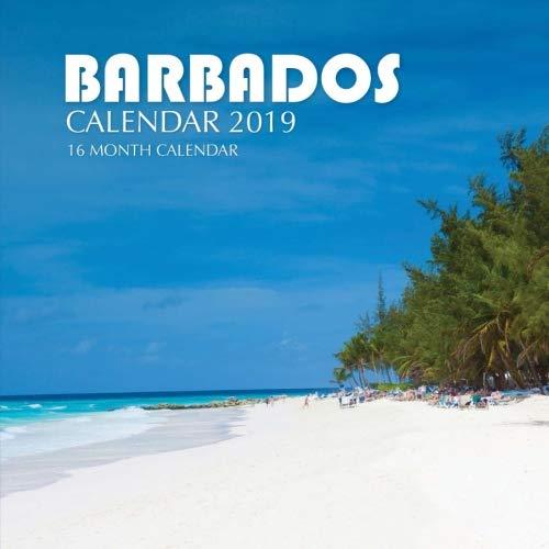 Barbados Calendar 2019: 16 Month - Calendar Barbados