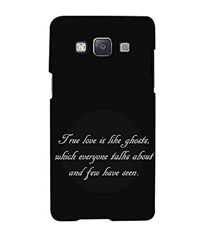 for Samsung Galaxy A7 Shiva Printed Designer Back Case: Amazon in