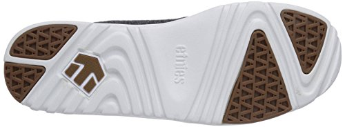 Etnies 976 SCOUT 4101000419 White Sneaker 488 Nero Uomo Black ZZrwTnx8