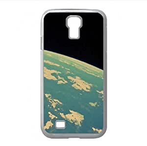 Satellites Watercolor style Cover Samsung Galaxy S4 I9500 Case