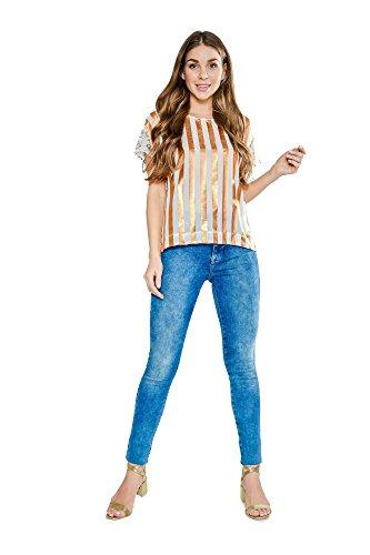 Gaudi Jeans Gaudi Femme Bleu Jeans Gaudi Jeans Jeans Femme Bleu Ttqxdwc4