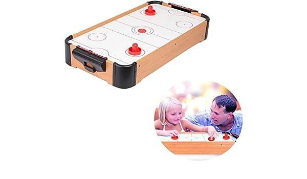 YUHT Mesa multijuegos,Fun Table Arcade Air Hockey Table, Mini ...