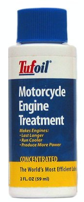 Tufoil Engine Treatment For Motorcycles 2 Oz. 4333315629