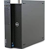 Dell Precision Tower 7810 PT7810-G1Z9KH2 Workstation PC – 2 x Intel Xeon E5-2630 v3 2.4 GHz Hexa-Core Processor - 32 GB DDR4 SDRAM - 256 GB Solid State Drive - (Certified Refurbished)