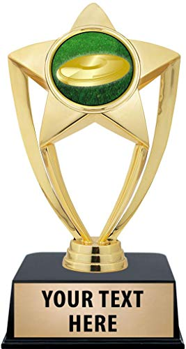 Flying Disc Trophies with Custom Engraving, 6