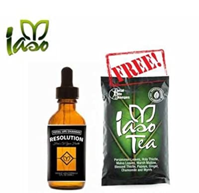 Iaso Resolution & Tea Combo ( 1 month supply)