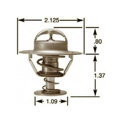 Stant 13398 Thermostat - 180 Degrees Fahrenheit: Automotive