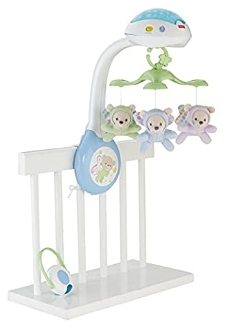 Fisher-Price Butterfly Dreams 3-in-1 Projection