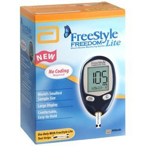 FREESTYLE FREEDOM LITE METER 1 per pack by THERASENSE/ TO ABBOTT LABS