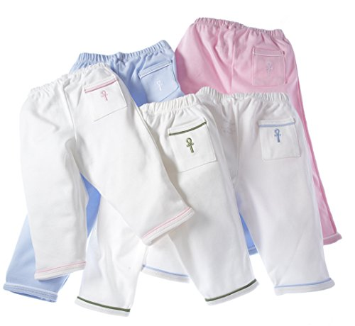 little-pharo-100-extra-long-staple-egyptian-cotton-leggings-ivory-with-blue-piping-size-18-24-months