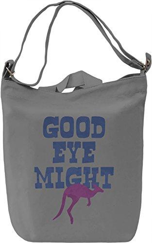 Good day mate Borsa Giornaliera Canvas Canvas Day Bag| 100% Premium Cotton Canvas| DTG Printing|