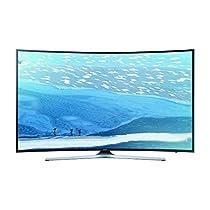 Samsung 65 Zoll Curved Fernseher (Ultra HD, Triple Tuner, Smart TV)