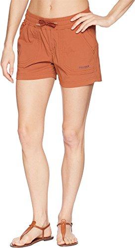 Marmot Women's Harper Shorts Terracotta X-Small 4