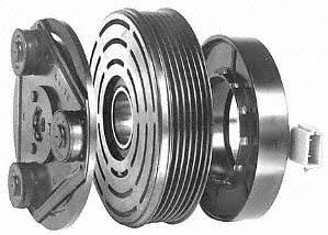 Four Seasons 47869 Clutch Assembly
