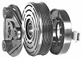 #2: Four Seasons 47876 Clutch Assembly