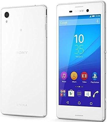 Smartphone SONY Xperia M4 Aqua Blanco: Amazon.es: Electrónica