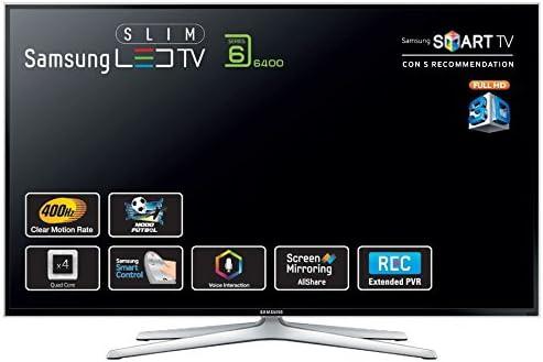 Samsung UE32H6400 - Tv Led 32 Ue32H6400 Full Hd 3D, 4 Hdmi, Wi-Fi Y Smart Tv: SAMSUNG: Amazon.es: Electrónica