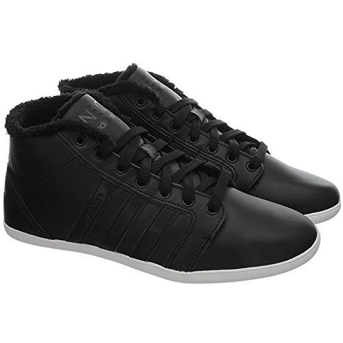 adidas Coneo D Slim Mid - Zapatillas de Piel para hombre negro