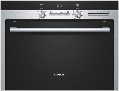 Siemens HB84K552 - Horno Compacto Hb84K552 Con Microondas: Amazon ...