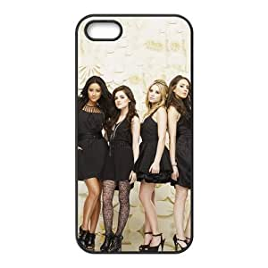 Customiz TV Pretty Little Liars Back Case Protect iphone 5 5S by ruishername