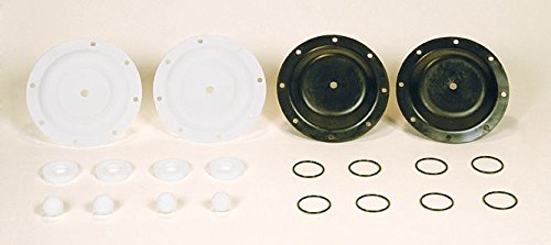 Sandpiper warren rupp 476204649 diaphragm pump repair kit sandpiper warren rupp 476204649 diaphragm pump repair kit for 6wy68 ccuart Choice Image