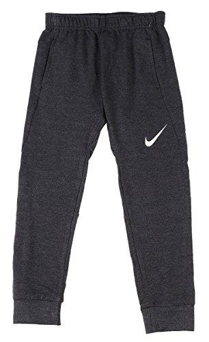 Nike Little Boys' (4-7) Training Fleece Pants-Dark Gray-6