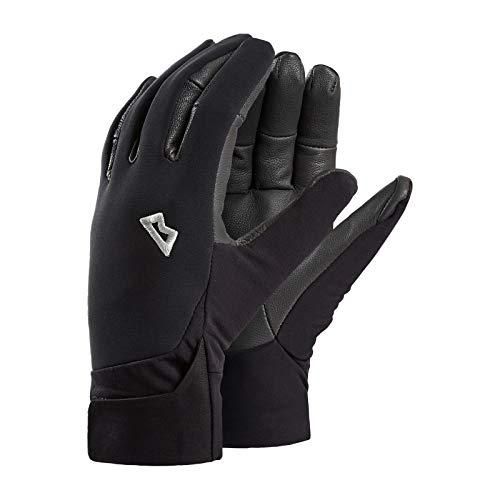 Mountain Equipment Women's G2 Alpine Glove Black Medium (Stretch Gore Mittens)