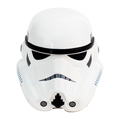 Brand New Official Star Wars Storm Trooper Bank in Official Star Wars Closed Box -