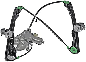 Dorman 741 876 front driver side replacement for 2000 lincoln ls window regulator replacement