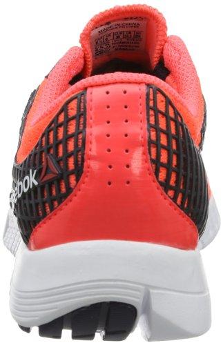 Reebok REEBOK Z RUN V54318, Scarpe da atletica leggera Donna, Multicolore (Mehrfarbig (PUNCH PINK/REEBOK NAVY/WHITE)), 40.0
