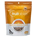 Fruitables Baked Dog Treats Pumpkin & Banana Flavor 7 Oz Larger Image