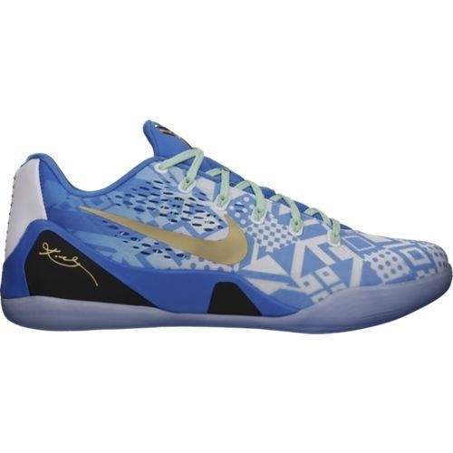 Nike Kobe IX 9 EM Hyper Cobalt Men Basketball Sneakers Low New Cobalt White Blue