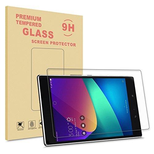 Infiland Verizon ASUS ZenPad Z8s 2017 Screen protector,Premium HD clear Tempered Glass Screen Protector for Verizon ASUS ZenPad Z8s ZT582KL 7.9 Tablet 2017 Release