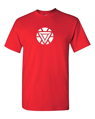 iron man logo shirt - 8