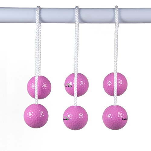 Ladder Golf Bola Set, Pink