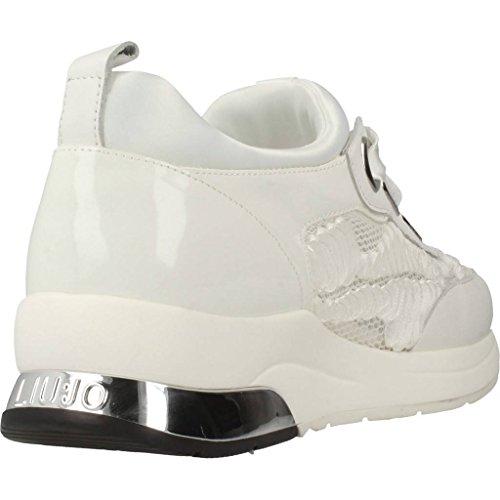 Jo Running Brand Sports Shoes Liu Sports Shoes Tyra Colour White White Women039;s Women039;s White Model 4nwYqpdP