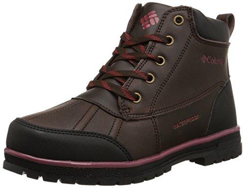 - Columbia Youth Wrangle Peak Waterproof Trail Shoe (Little Kid/Big Kid), Cordovan, 2 M US Little Kid