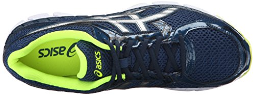 ASICS Men's GEL Excite 3 Running Shoe Ink/Silver/Flash Yellow supply online geniue stockist sale online amazing price cheap online discount big sale cheap sale low shipping steLZ8z